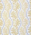 Home Decor 8\u0022x8\u0022 Fabric Swatch-Upholstery Fabric Eaton Square Ducks Citron