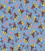"Minion Cotton Fabric 45""-Mania Toss, , hi-res"