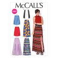 McCall\u0027s Misses Skirt-M7096