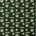 Milwaukee Bucks Cotton Fabric-Allover