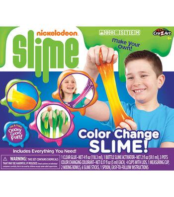 Nickleodeon Color Change Slime