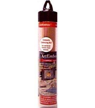 """Artemboss 9-1/4""""x12"""" Foil Sheet-Copper/Light Weight"""