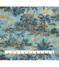 Tommy Bahama Multi-Purpose Decor Fabric 54\u0027\u0027-Riptide Scenic Beauty
