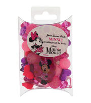 Jesse James Disney Craft Beads For Jewelry-Minnie Mouse, , hi-res