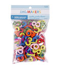 Little Makers 1.76 oz. Wooden Number Charms
