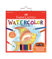 Faber Castell Learn to Watercolor Pencils, , hi-res