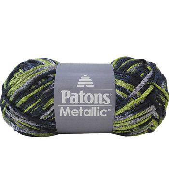 Patons Metallic Variegated Yarn