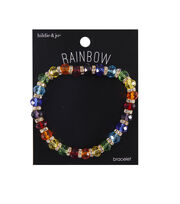 hildie & jo Rainbow Glass Bracelet, , hi-res