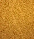 Home Decor 8\u0022x8\u0022 Fabric Swatch-Upholstery Fabric Barrow M7467 5230 Amber