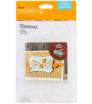 Cuttlebug Emboss 5x7 Dandellion