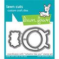 Lawn Fawn Lawn Cuts Custom Craft Die -Wheelie Like You