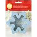 Wilton Holiday Comfort Grip Cookie Cutter-Snowflake