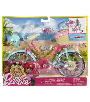 Barbie Bike with Helmet