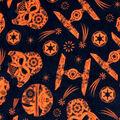 Halloween Star Wars Fleece Fabric 58\u0027\u0027-Dark Side