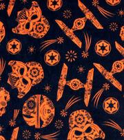 Halloween Star Wars Fleece Fabric 58''-Dark Side, , hi-res