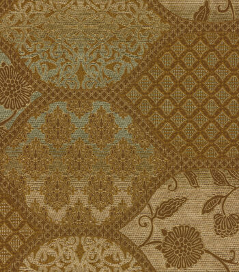 "Richloom Multi-Purpose Decor Fabric 57""-Pandora Capri"