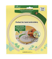 """7"""" Embroidery Stitching Tool Hoop, , hi-res"""