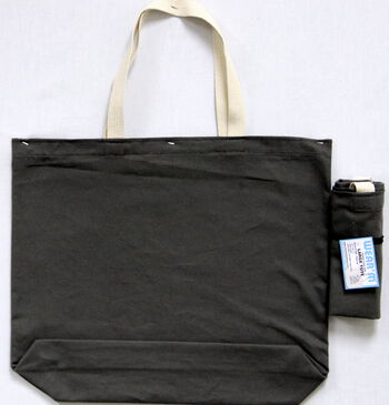 Wear'm Large Tote Charcoal