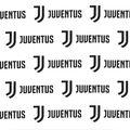 Juventus Football Club Cotton Fabric -Logo