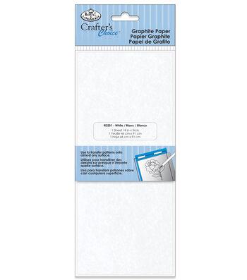 "Royal & Langnickel 18""x36"" Graphite Paper-White"