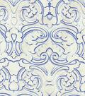 Waverly Upholstery Fabric 54\u0022-Dream State/Lapis