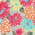 PKL Studio Outdoor Fabric 9\u0022x9\u0022 Swatch-Matisse Dance Watermelon