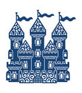 Tattered Lace Metal Die-Fairy Castle
