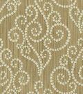 Home Decor 8\u0022x8\u0022 Fabric Swatch-Waverly Synergy Sienna