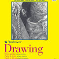 Strathmore 300 Series 50 Sheets 11\u0027\u0027x14\u0027\u0027 Wire Bound Drawing Pad