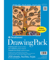 Strathmore Kids Drawing Paper, , hi-res