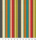 Waverly Sun N Shade Home Decor 8\u0022x8\u0022 Swatch-Draw the Line Fiesta