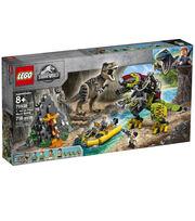 LEGO Jurassic World 75938 T-rex vs Dino-Mech Battle, , hi-res