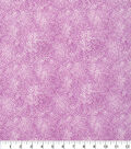 Keepsake Calico Cotton Fabric -Tonal Floral Purple