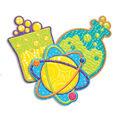 Eureka Paper Cut-Outs-Color My World Bio Symbols