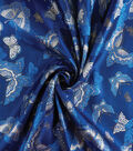 Yaya Han Cosplay Brocade Fabric 58\u0027\u0027-Royal Choo Butterfly