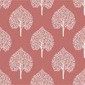 Wallpops NuWallpaper Peel & Stick Wallpaper Swatch 8x10\u0022-Coral Grove