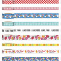 Washi Tape Value Pack-Food Sweets