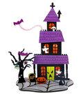 Little Maker\u0027s Halloween 3D Structure-Haunted House