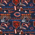 Chicago Bears Cotton Fabric-Retro
