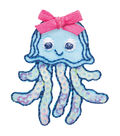 Simplicity® Iron-On Applique-Sequin Jellyfish