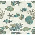 Upholstery Fabric 56\u0022-Phoenix Marine