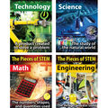 STEM Bulletin Board Set, Grade 5-8, 2 Sets
