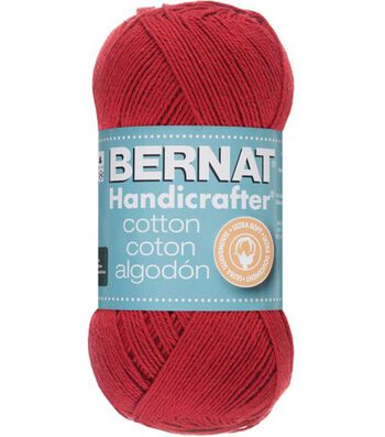 Bernat Handicrafter Cotton Yarn Solids