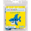 Little Makers Summer 3D Fused Bead Kit-Shark