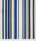 Home Essentials Lightweight Decor Fabric 45\u0022-Glee/Indigo