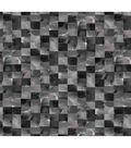Keepsake Calico Cotton Fabric -Black Mosaic