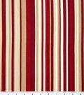 Home Essentials Lightweight Decor Fabric 45\u0022-Glee/Red