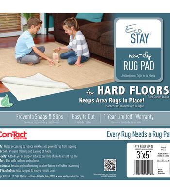 Eco-Stay Non-Slip Rug Underlay 3'X5'