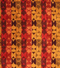 Home Decor 8\u0022x8\u0022 Fabric Swatch-Upholstery Fabric Barrow M7211 5298 Lava