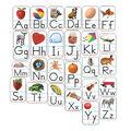 Carson Dellosa Alphabet Photographic Stickers 12 Packs